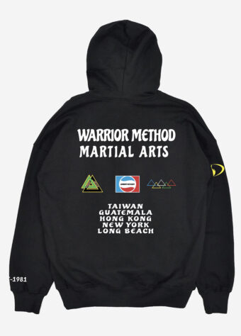 Carl Scott Launches Warrior Method Apparel Line